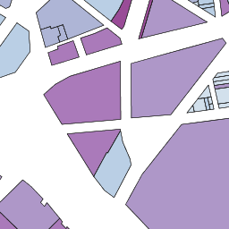 Comparison Map Interactive Web Map